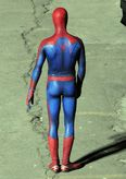 Andrew Garfield Is Naked Under The Spidey Suit EXPOSED COCK  my boys