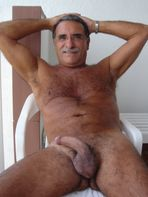 older big cock  gay men hairy  daddies silver  hairy old mature