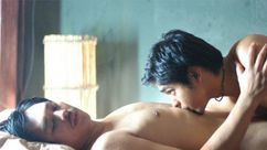 skandaloso: Alan Paule and Coco Martin in Masahista