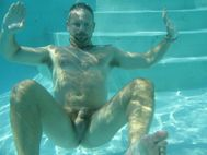 THE DEVILS DICK: UNDERWATER NUDE