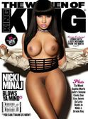 Xclusive: Nicki Minaj Goes Complete Nude For Kings Magazine [PHOTO