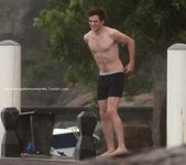 Generation Hunk: Robert Pattinson In His Undies, And Shows More