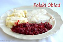 Flagowy, polski obiad statystycznego Kowalskiego � schab gotowany w