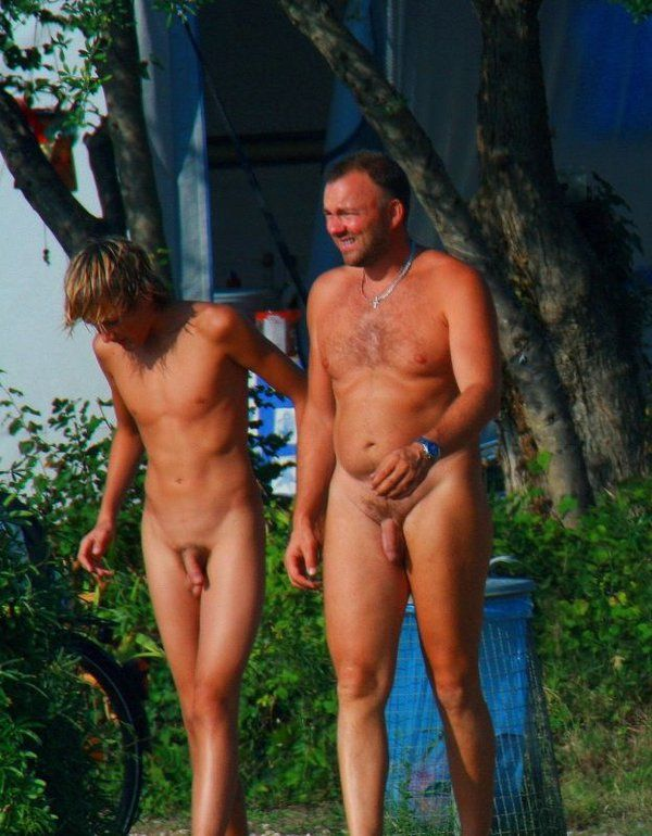 Nude Fathers And Sons