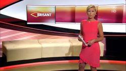 TVDeSab: Kamilla Senjo  Brisant 18.08.2012