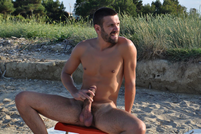 Robot Jack: Exhib: Hard Men Playing in Public