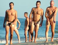 Lie Back And Think Of England: Strolling Nude!