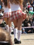 hot school girls upskirt