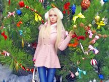 Valeria Lukyanova, the human Barbie doll, has become a global