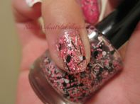 Naked Without Polish: Review  Nostalgic Nail Lacquer  As If