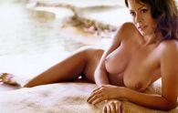 Uncensored Pop: Brooke Burke  Naked in Palyboy, Thank Goodness