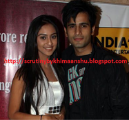in glamour world buzz is that krystle d souza and abinav kapoor the