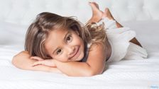 Very Cute Little Baby Girl With Smile HD Wallpaper | Cute Little