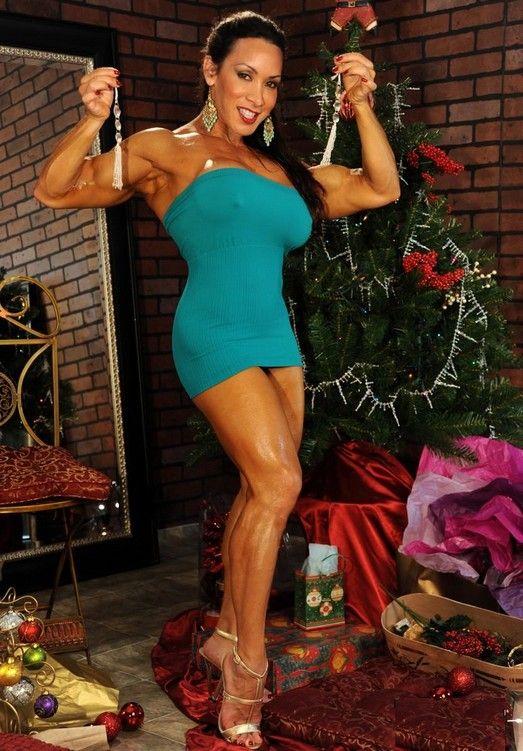 Denise Masino 41 Female Bodybuilder