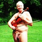 NUDE MUSICIANS: PERCUSSION AND STRINGS
