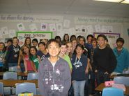 HomeAid Orange County: Brea Junior High School Teacher Inspires His