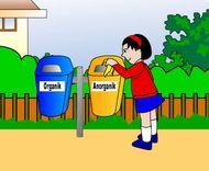 "Truly Rainbow: ""Sampah Organik & Sampah Anorganik """