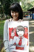 20nabilah 60 Foto Nabilah Ratna Ayu Azalia JKT48 Terbaru Update 2013