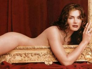 Broke Shields Nude Labels Brooke Shields
