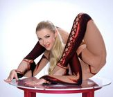 Meet Zlata  the world's most flexible woman  Here some amazing photo