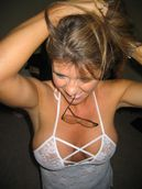 Anne Lawfull MILF Shrine: In super slutty lingerie
