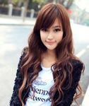 cute young girl korean hairstyles look cute by tying a