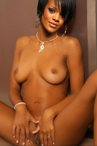 Rihanna Every Nude And Topless