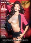 deepika padukone topless nude pose for magazine front cover