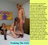 Katie's Kitty Kat: Training The Girls