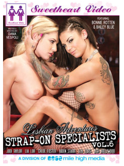 Lesbian Adventures Strap On Specialists 6 2014 Rip