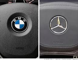 Perbandingan Mercedes Benz C Class Dan BMW 3 Series