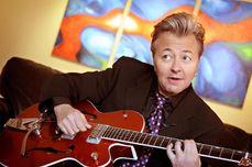 Muziekfanaat: Brian Setzer  Setzer goed instruMENTAL (2011)