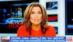 moments ago cnn anchor carol costello fired back at hate group