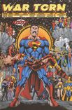an Our Worlds at War storyline  That's Superman holding Robin's