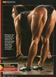 WOMEN's muscular ATHLETIC LEGS especially CALVES  daily update