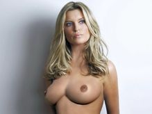 Tina Hobley topless photo shoot UHQ » ScandalShack com