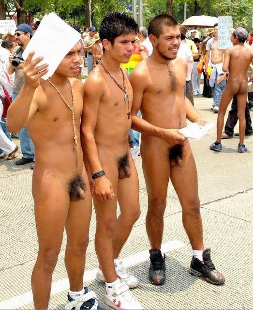 Puclic Nudity