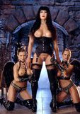 Naked Ladies With Swords: Chyna  Joanie Laurer