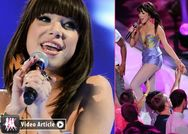 Carly Rae Jepsen Rocks & Wins at the 2012 Teen Choice Awards � Gossip