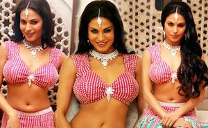 Pakistani (Lollywood) Actress Veena Malik Hot Naked Picture Gallery