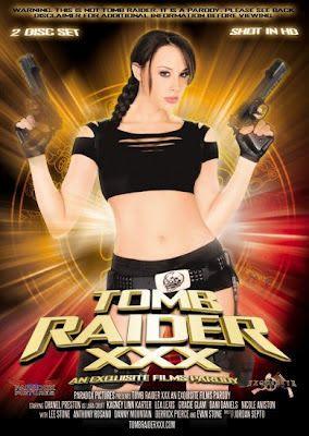 Tomb Raider Xxx An Exquisite Films Parody