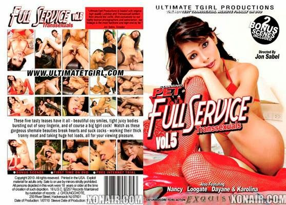 Full Service Transsexuals Vol 03 Rip
