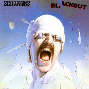 hard rock generation: Scorpions - Blackout - (1982)