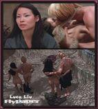 Boobs: Lucy Liu Nude Pics