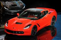 New Corvette Stingray Concept 2013  Garage Car