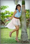 Model Ei Chaw Po: Lovely Outdoor Fashion Photos  Myanmar Model Girls