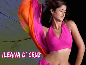 Actress Ileana D'Cruz Sexy Hot HD Wallpapers 1080p Photos Gallery