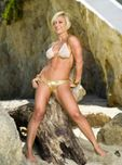 Jamie Eason Hot Bikini Body Pics | FEMALE SPORTS STARS  CELEBRITIES