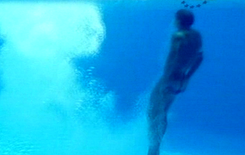 speedo malfunction and the underwater cameras caught some pics of