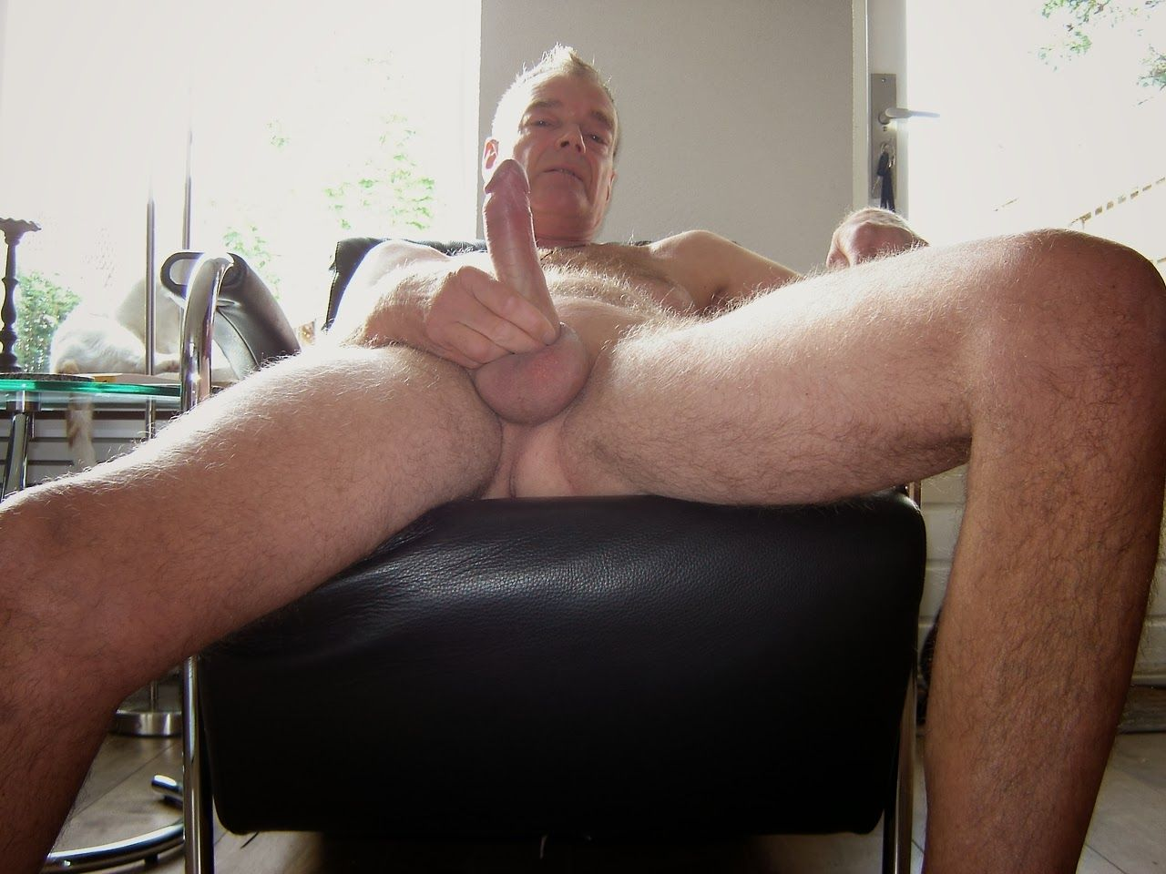 Older And Hairy 3